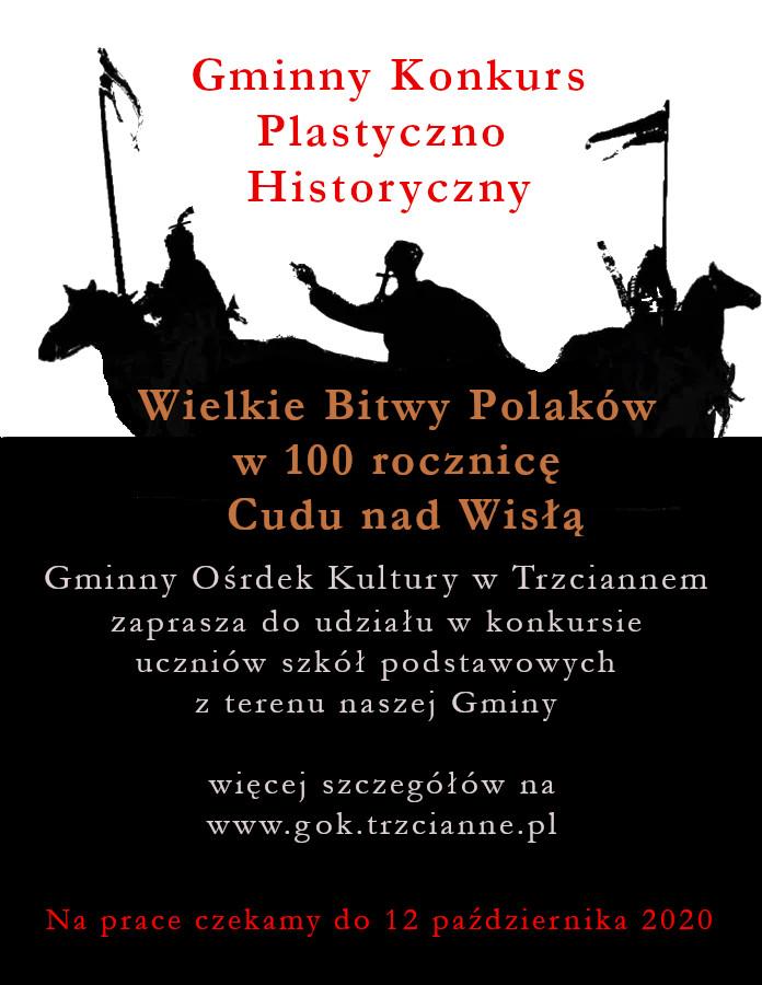 Gminny Konkurs Plastyczno Historyczny